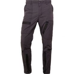 Spodnie męskie: White Mountaineering TAPERED FLIGHT PANTS Bojówki black