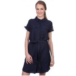 Brave Soul Sukienka Damska Allen S Ciemnoniebieski. Czarne sukienki marki Fille Du Couturier. W wyprzedaży za 119,00 zł.