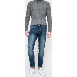 Pepe Jeans - Jeansy Kolt. Niebieskie jeansy męskie z dziurami marki Pepe Jeans. W wyprzedaży za 239,90 zł.