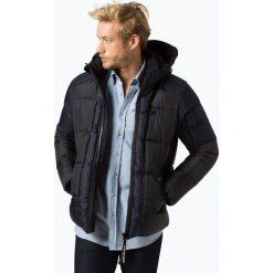 G-Star - Męska kurtka pikowana – Whistler, niebieski. Białe kurtki męskie pikowane marki G-Star, z nadrukiem. Za 999,95 zł.