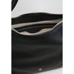 Bogner FANTASY LEIA Torba na zakupy black. Szare shopper bag damskie marki Bogner, m, z nadrukiem, z bawełny. W wyprzedaży za 1637,40 zł.