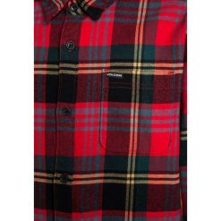 Volcom CADEN Koszula true red. Czerwone bluzki dziewczęce bawełniane marki Volcom. W wyprzedaży za 183,20 zł.