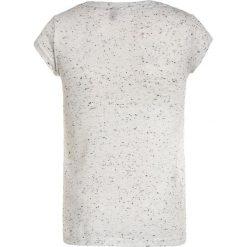 3 Pommes KID ROCK GIRL  Tshirt z nadrukiem white off. Szare t-shirty chłopięce 3 Pommes, z nadrukiem, z materiału. Za 129,00 zł.