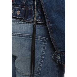 Kurtki męskie bomber: Be Edgy BERAVEPAT Kurtka jeansowa indigo mid