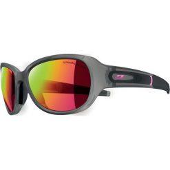 """Okulary przeciwsłoneczne """"Fletchy"""" w kolorze szarym ze wzorem. Brązowe okulary przeciwsłoneczne damskie marki Triwa, z tworzywa sztucznego. W wyprzedaży za 215,95 zł."""