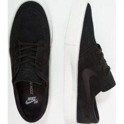 Nike SB ZOOM JANOSKI HT Tenisówki i Trampki black/wolf grey/light bone/summit white. Czarne tenisówki męskie Nike SB, z materiału. Za 379,00 zł.