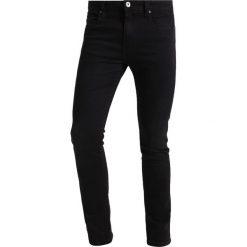 Pier One Jeansy Slim Fit black denim. Czarne jeansy męskie marki Pier One. Za 169,00 zł.