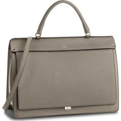 Torebka FURLA - Like 941621 B BLC6 AVH Sabbia b. Szare torebki klasyczne damskie marki Furla, ze skóry. Za 1665,00 zł.
