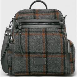 Answear - Plecak. Czarne plecaki damskie ANSWEAR. W wyprzedaży za 119,90 zł.