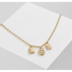 Biżuteria i zegarki: Michael Kors LOGO Naszyjnik goldcoloured