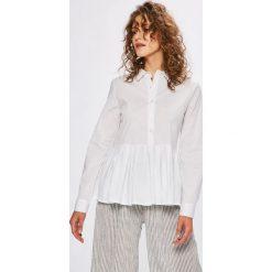 Answear - Bluzka Stripes Vibes. Szare bluzki nietoperze ANSWEAR, l, z bawełny, casualowe, z krótkim rękawem. W wyprzedaży za 49,90 zł.