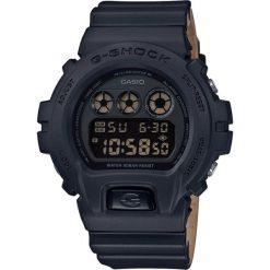 Casio - Zegarek DW.6900LU.1ERG.SHO. Czarne zegarki męskie marki Fossil, szklane. Za 499,90 zł.