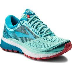 Buty BROOKS - Ghost 10 120246 1B 462 Mint/Blue/Pink. Niebieskie buty do biegania damskie Brooks, z materiału. W wyprzedaży za 399,00 zł.