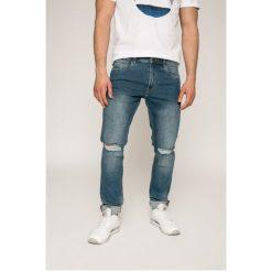 Produkt by Jack & Jones - Jeansy PKTAKM. Niebieskie jeansy męskie slim marki House, z jeansu. W wyprzedaży za 79,90 zł.