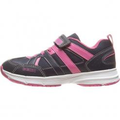 """Sneakersy """"Top Fly"""" w kolorze granatowo-różowym. Czerwone bluzki dziewczęce geox kids, z gumy. W wyprzedaży za 117,95 zł."""