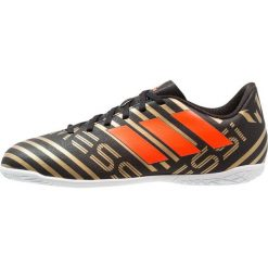 Buty skate męskie: adidas Performance NEMEZIZ MESSI TANGO 17.4 IN Halówki core black/solar red/tactile gold metallic