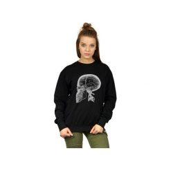 Bluza UNDERWORLD casual X-ray Skull. Szare bluzy męskie rozpinane marki Underworld, m, z nadrukiem, z bawełny. Za 119,99 zł.