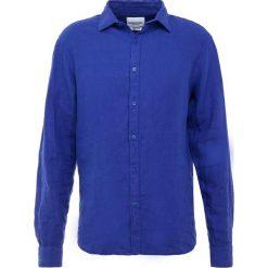 Koszule męskie na spinki: Essentiel Antwerp KARMIC REGULAR FIT  Koszula cobalt