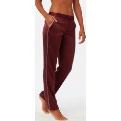 Etam - Spodnie piżamowe Izra. Brązowe piżamy damskie Etam, l, z materiału. Za 119,90 zł.