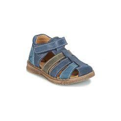 Sandały Dziecko  Citrouille et Compagnie  FRINOUI. Niebieskie sandały chłopięce Citrouille et Compagnie. Za 127,20 zł.