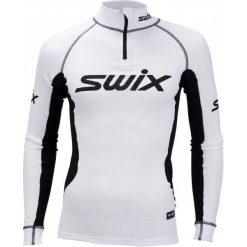 Swix Koszulka Funkcyjna Męska Racex Biały Xl. Białe koszulki turystyczne męskie Swix, l. Za 209,00 zł.