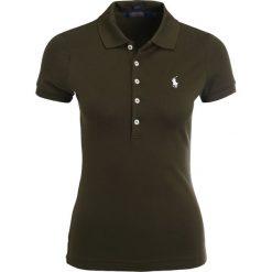 Polo Ralph Lauren Golf CLUB Koszulka polo hunter olive. Zielone topy sportowe damskie Polo Ralph Lauren Golf, s, z bawełny. W wyprzedaży za 287,20 zł.