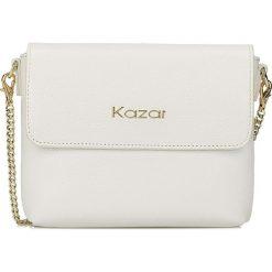 Torebki i plecaki damskie: Biała torebka przez ramię