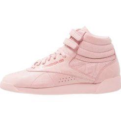 Trampki damskie slip on: Reebok Classic FREESTYLE HI FBT Tenisówki i Trampki wysokie polish pink