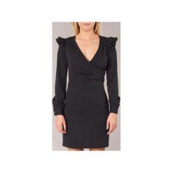 Sukienki krótkie Morgan  RAKEL. Sukienki małe czarne Morgan, z krótkim rękawem. Za 231,20 zł.