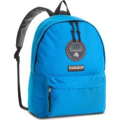 Plecak NAPAPIJRI - Voyage 1 N0YGOS Tourquoise I99. Szare plecaki męskie marki Napapijri, z dzianiny. W wyprzedaży za 179,00 zł.