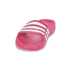 Klapki Dziecko adidas  DURAMO SLIDE K. Czerwone klapki dziewczęce marki Adidas. Za 79,00 zł.
