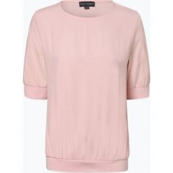 Franco Callegari - T-shirt damski, różowy. Zielone t-shirty damskie marki Franco Callegari, z napisami. Za 99,95 zł.