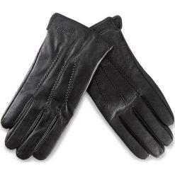 Rękawiczki męskie: Rękawiczki Męskie WITTCHEN – 39-6-709-1 S Czarny