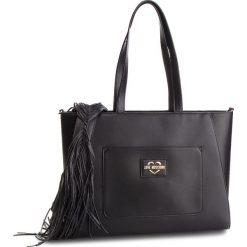 Torebka LOVE MOSCHINO - JC4068PP17LG0000  Nero. Czarne torebki klasyczne damskie marki Love Moschino, ze skóry ekologicznej. Za 1039,00 zł.