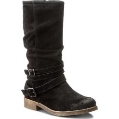 Buty zimowe damskie: Kozaki TAMARIS – 1-25455-29 Black 001