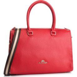 Torebka WITTCHEN - 87-4E-211-3 Czerwony. Czerwone kuferki damskie marki Wittchen, ze skóry. W wyprzedaży za 559,00 zł.