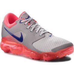 Buty NIKE - Air Vapormax AH9045 008 Vast Grey/Ultramarine. Szare buty do biegania damskie marki Nike, z materiału. W wyprzedaży za 559,00 zł.