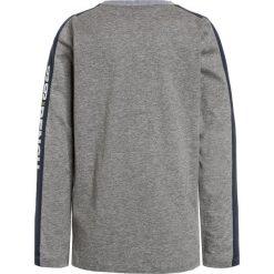Bench LONG SLEEVE Bluzka z długim rękawem grey marl. Szare bluzki dziewczęce bawełniane Bench, z długim rękawem. Za 129,00 zł.