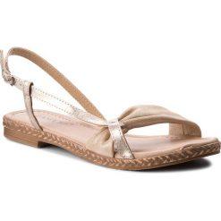 Rzymianki damskie: Sandały LASOCKI – ARC-4709-02 Beżowy