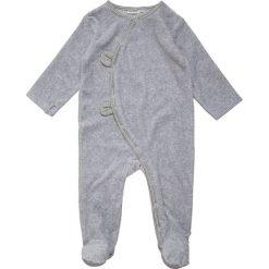 Bielizna chłopięca: Noukie's TIMELESS BABY Piżama marl grey