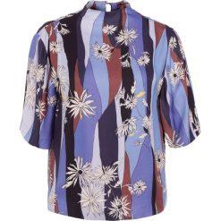 Bruuns Bazaar FLORA Bluzka blue. Niebieskie bralety Bruuns Bazaar, z materiału. W wyprzedaży za 479,20 zł.