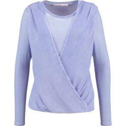 Bluzki asymetryczne: Aaiko JADEY Bluzka z długim rękawem lavender