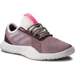 Buty adidas - CrazyTrain Lt W DA8954  Clowhi/Ngtred/Shopnk. Brązowe buty do biegania damskie marki Adidas, z materiału. W wyprzedaży za 229,00 zł.