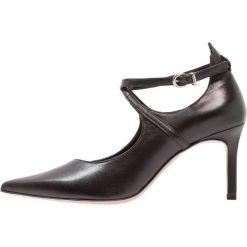 Buty ślubne damskie: Oxitaly STEFY Czółenka capri nero