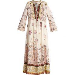 Długie sukienki: Free People IF ONLY YOU KNEW  Długa sukienka ivory