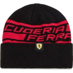 Czapka PUMA - SF Fanwear Beanie 021775 01 Puma Black 02. Czarne czapki męskie Puma, z elastanu. W wyprzedaży za 129,00 zł.