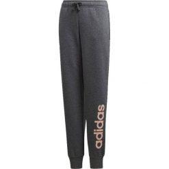 Adidas Spodnie adidas YG Linear Pant DJ1309 DJ1309 szary 146 cm. Szare spodnie sportowe damskie marki Adidas. Za 118,46 zł.