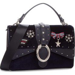 Torebka LIU JO - M Crossbody Darsen N68039 T0258 Royal 93939. Niebieskie torebki klasyczne damskie Liu Jo, z materiału. Za 739,00 zł.