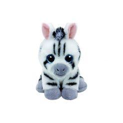 Maskotka TY INC Beanie Babies Stripes - Zebra 15 cm 41198. Szare przytulanki i maskotki marki TY INC. Za 19,99 zł.