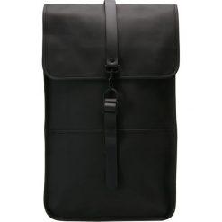 Plecaki męskie: Rains BACKPACK Plecak black